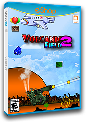 Volcanic Field 2 eShop cover (WVFE)