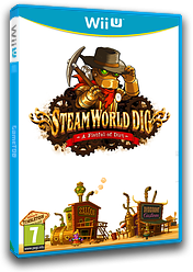 SteamWorld Dig eShop cover (ADGP)