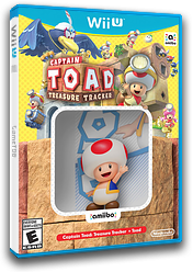 Captain Toad: Treasure Tracker WiiU cover (AKBE01)
