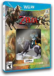 The Legend of Zelda: Twilight Princess HD WiiU cover (AZAE01)
