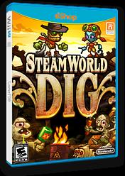 SteamWorld Dig eShop cover (ADGE)