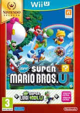 New Super Mario Bros. U + New Super Luigi U WiiU cover (ATWP01)