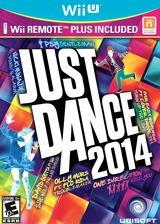 Just Dance 2014 WiiU cover (AJ5E41)