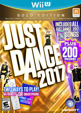Just Dance 2017 WiiU cover (BJ7E41)