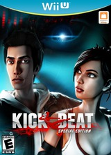 KickBeat Special Edition eShop cover (WKBE)
