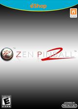 Zen Pinball 2 eShop cover (WBAE)
