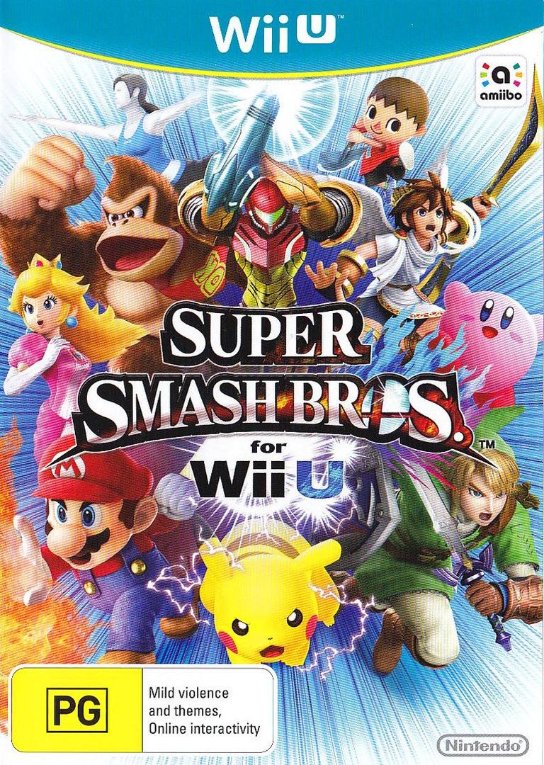 Super Smash Bros. for Wii U WiiU coverHQ (AXFP01)