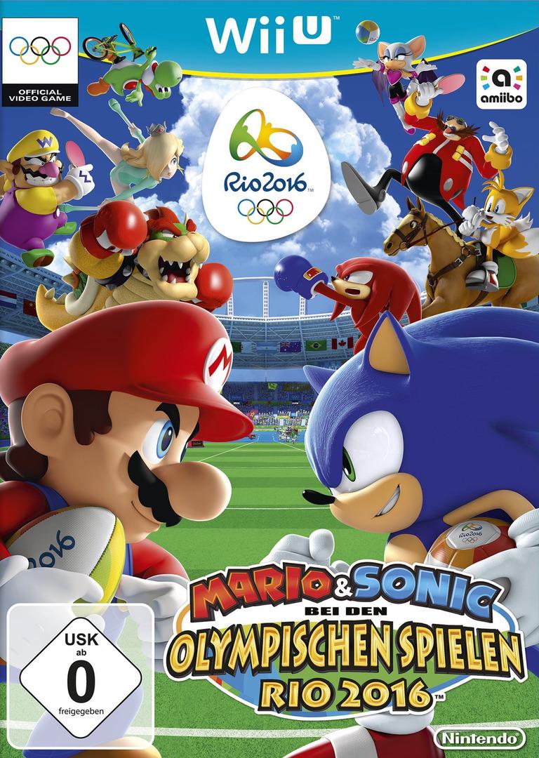 Mario & Sonic bei den Olympischen Spielen Rio 2016 WiiU coverHQ (ABJP01)