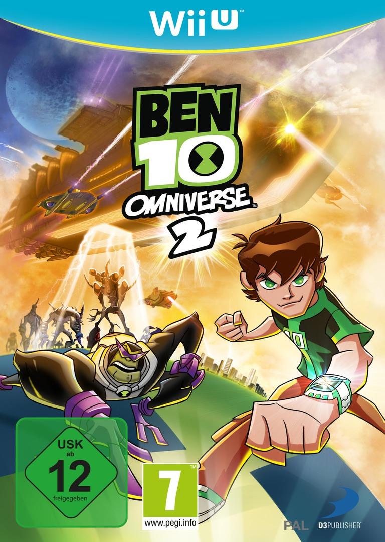 Ben 10: Omniverse 2 WiiU coverHQ (ABVPAF)