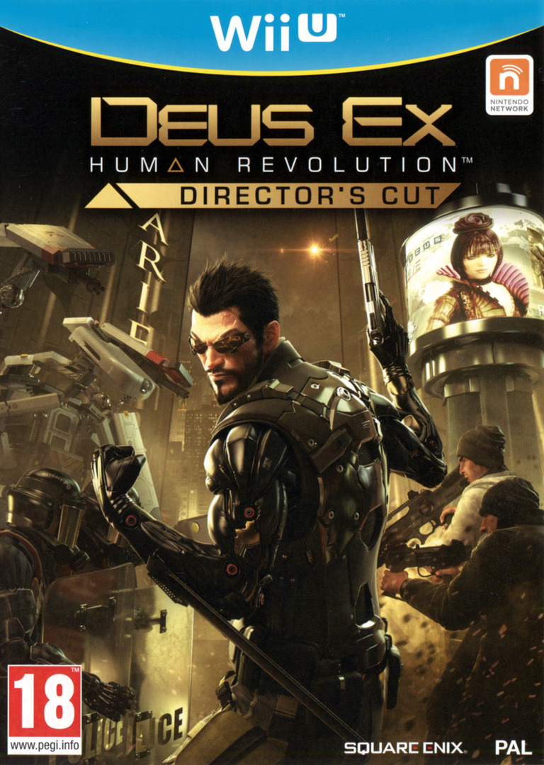 Deus Ex: Human Revolution – Director's Cut WiiU coverHQ (ADXPGD)