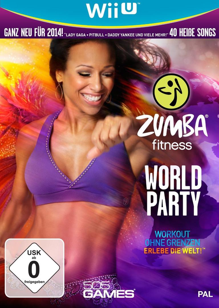 Zumba Fitness World Party WiiU coverHQ (AZBPGT)