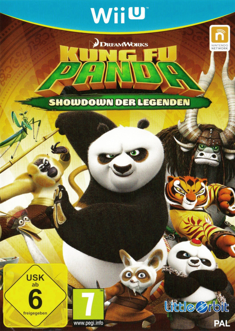 Kung Fu Panda: Showdown der Legenden WiiU coverHQ (BKFPVZ)
