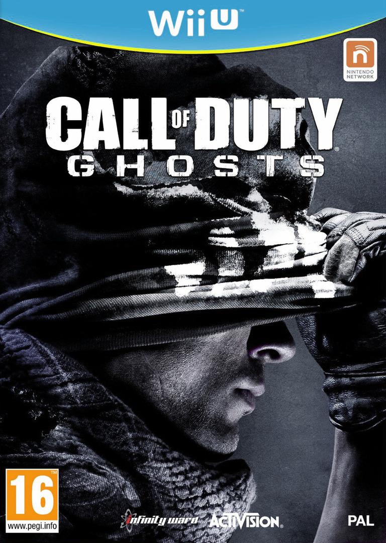 Call of Duty: Ghosts WiiU coverHQ (ACPP52)