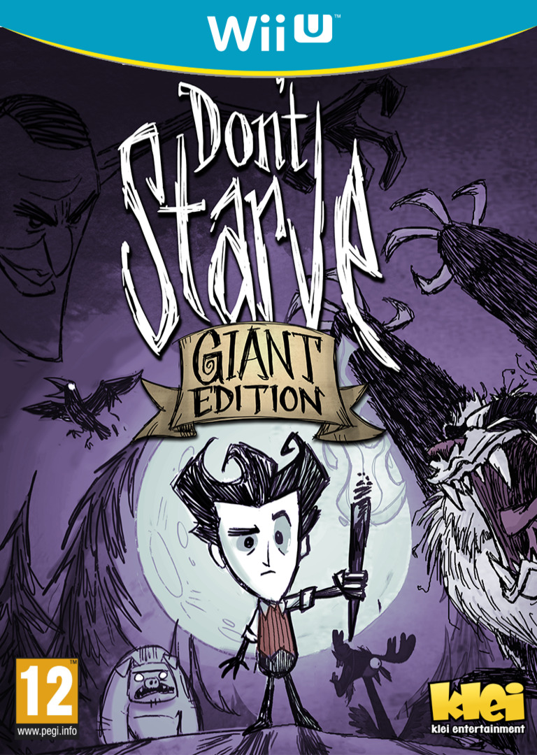 Don't Starve: Giant Edition WiiU coverHQ (ADAP)