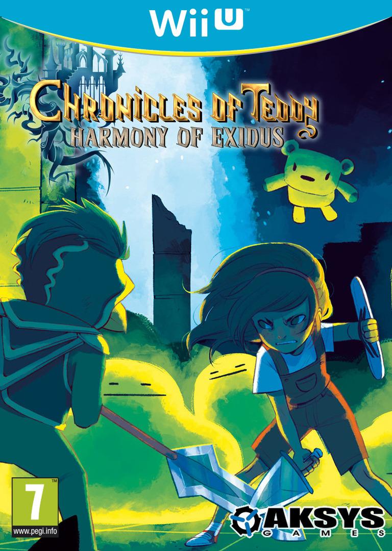 Chronicles of Teddy: Harmony of Exidus WiiU coverHQ (AF2P)