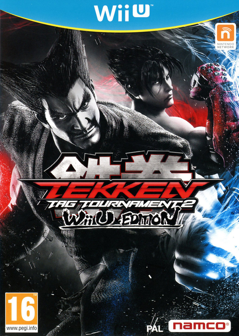 Tekken: Tag Tournament 2 WiiU coverHQ (AKNPAF)