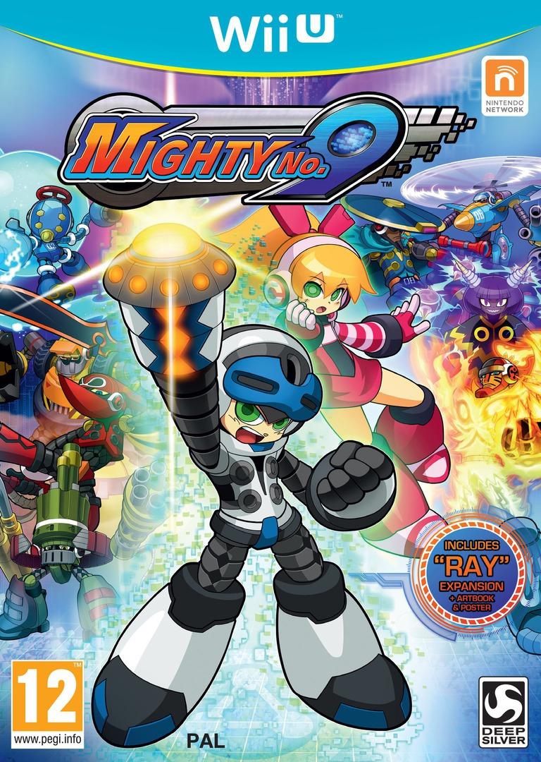 Mighty No. 9 WiiU coverHQ (AMQPKM)
