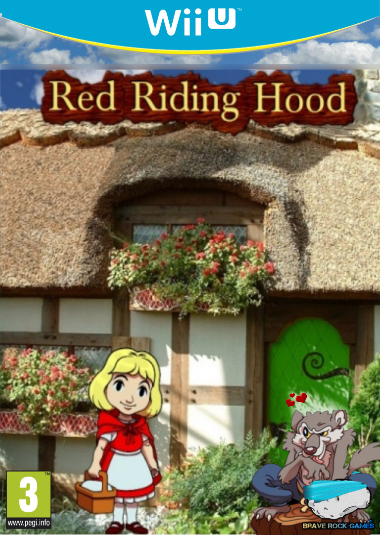 Red Riding Hood WiiU coverHQ (ARHP)