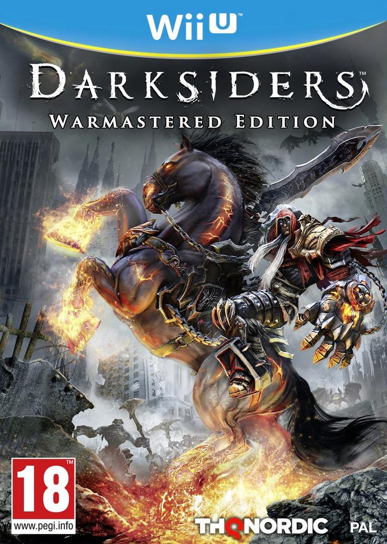 Darksiders - Warmastered Edition WiiU coverHQ (BEDP6V)