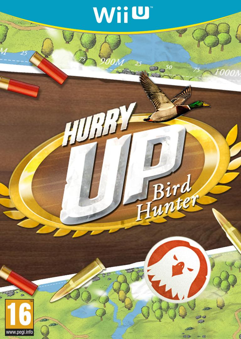 Hurry Up! Bird Hunter WiiU coverHQ (BHBP)