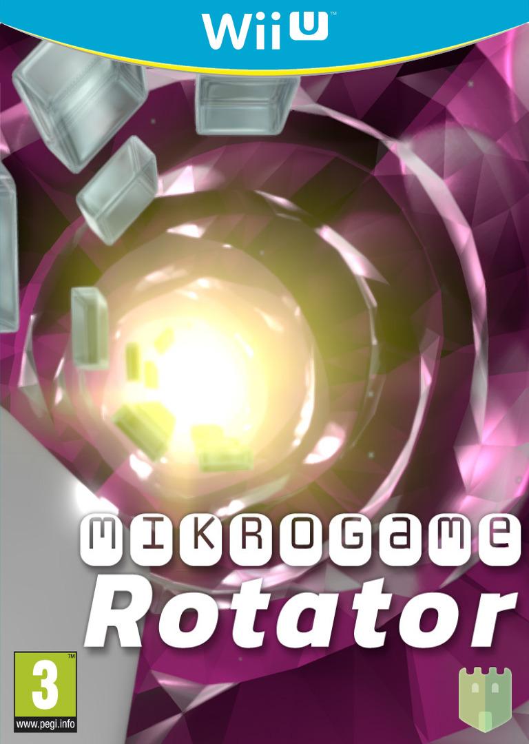 MikroGame: Rotator WiiU coverHQ (BR7P)