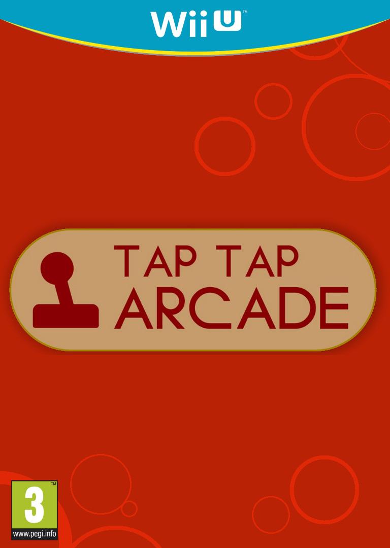 TAP TAP ARCADE WiiU coverHQ (BTAP)