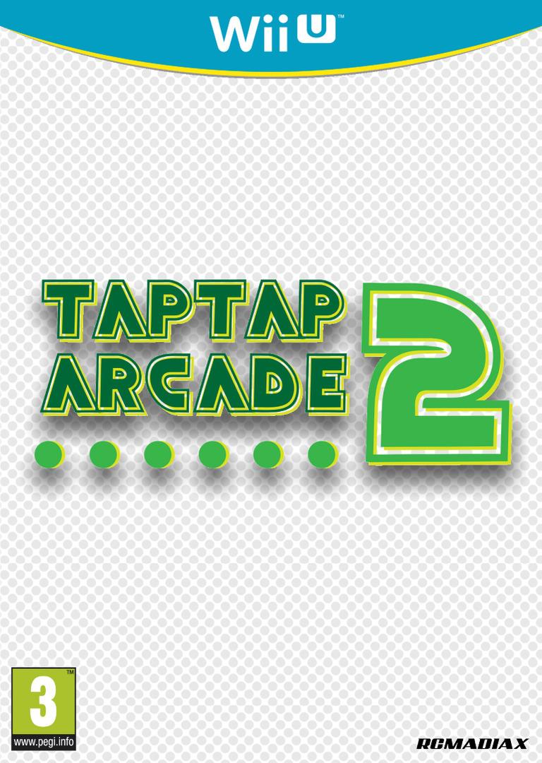 TAP TAP ARCADE 2 WiiU coverHQ (BTNP)