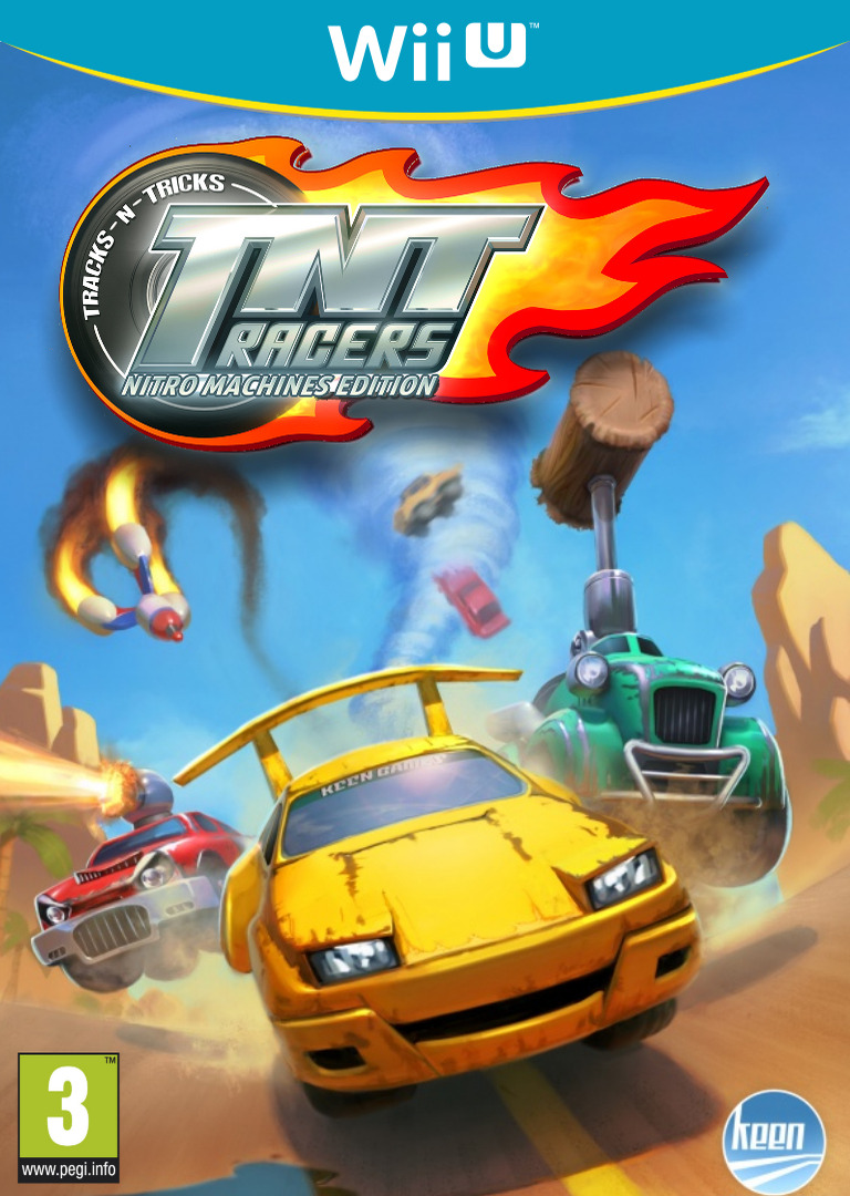 TNT Racers - Nitro Machines Edition WiiU coverHQ (WAYP)