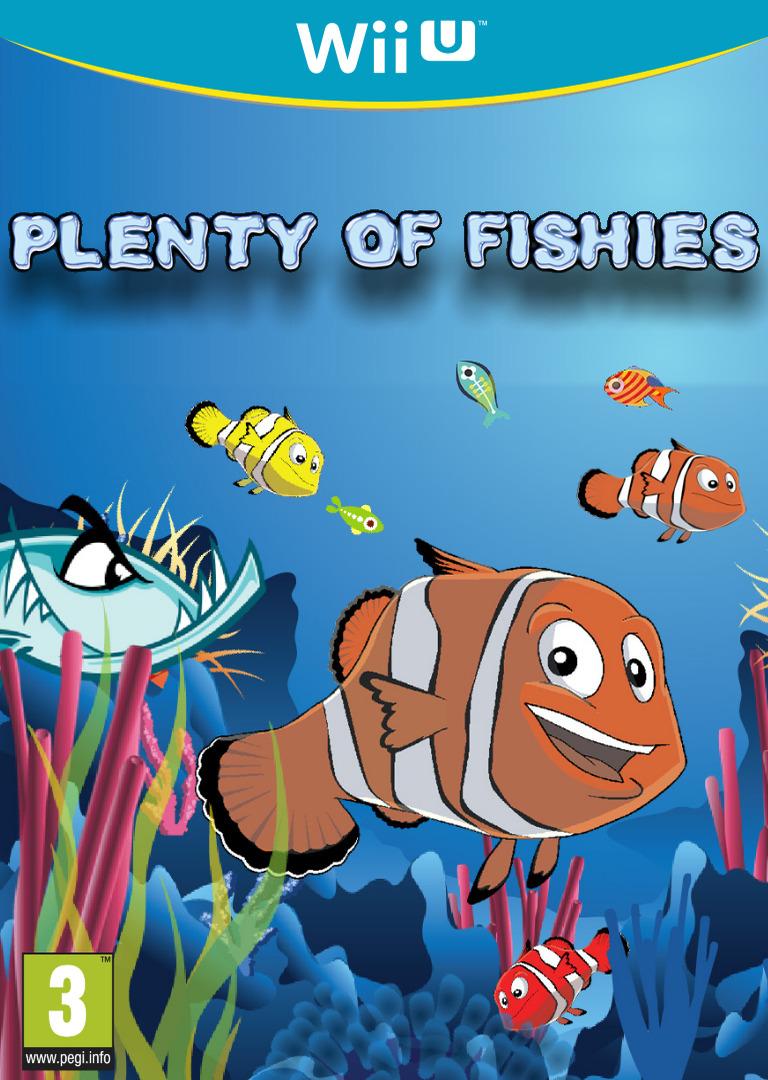 Plenty of Fishies WiiU coverHQ (WFPP)
