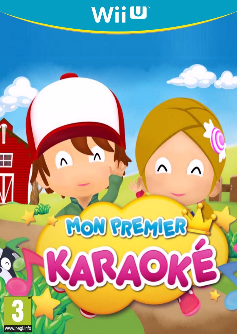 Mon Premier Karaoké WiiU coverHQ (WMKP)