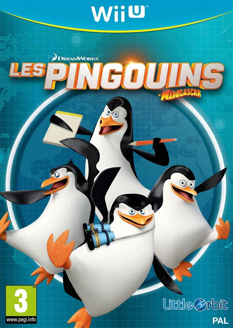 Les Pingouins de Madagascar WiiU coverHQ (APGPVZ)