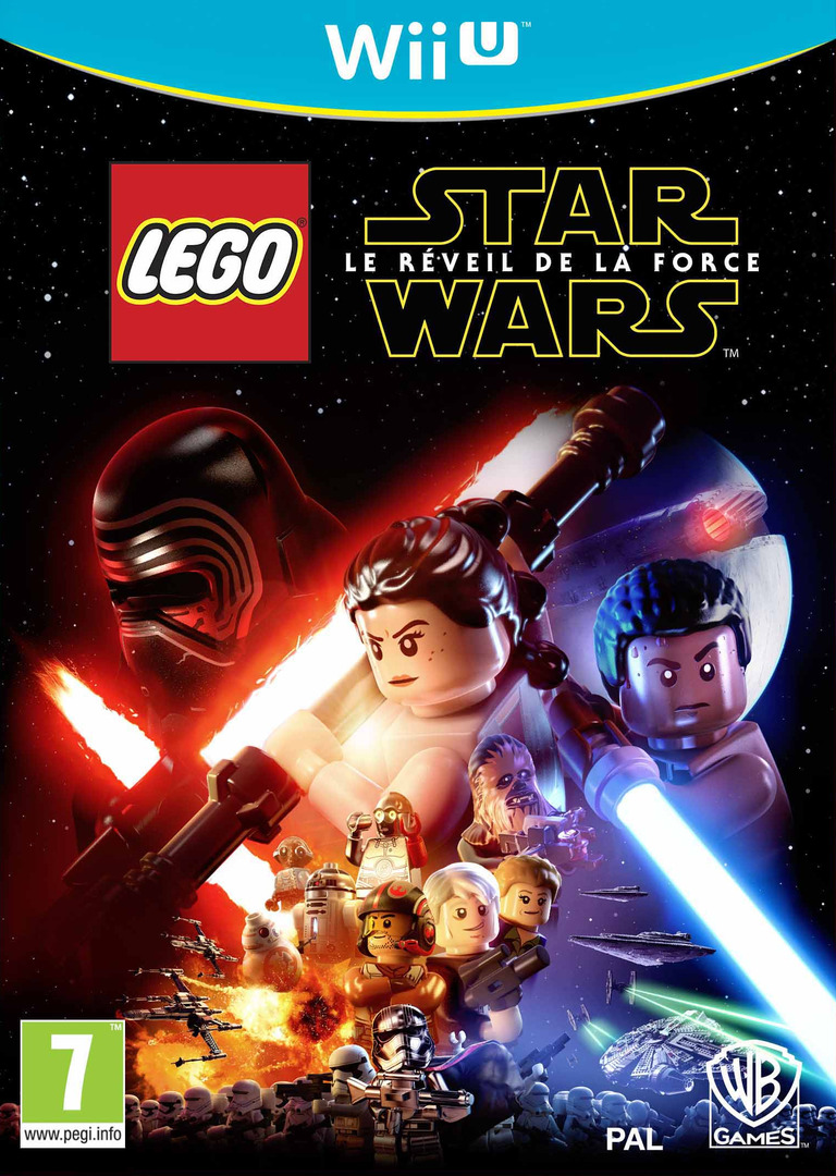 LEGO Star Wars: Le Réveil de la Force WiiU coverHQ (BLGPWR)