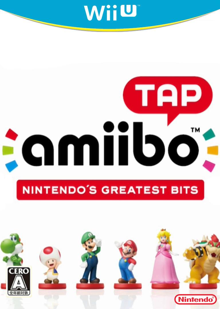 タッチ!amiibo いきなりファミコン名シーン WiiU coverHQ (AAVJ)