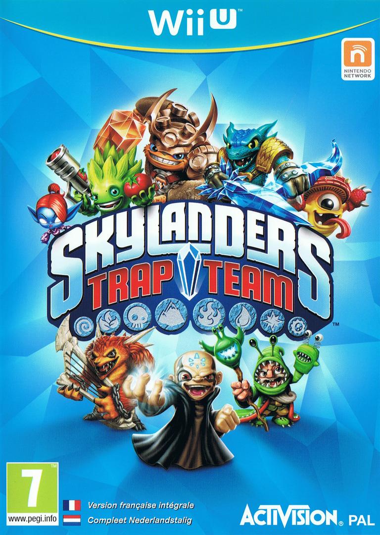 Skylanders: Trap Team WiiU coverHQ (BK7P52)