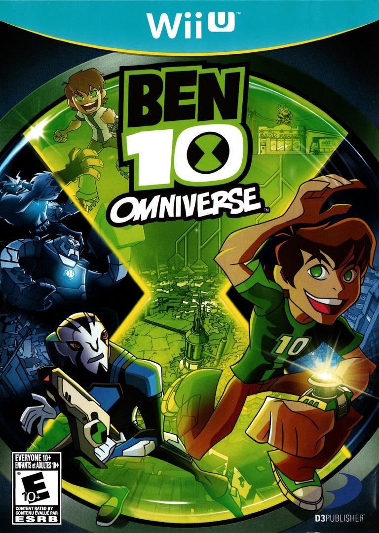 Ben 10: Omniverse WiiU coverHQ (ABEEG9)