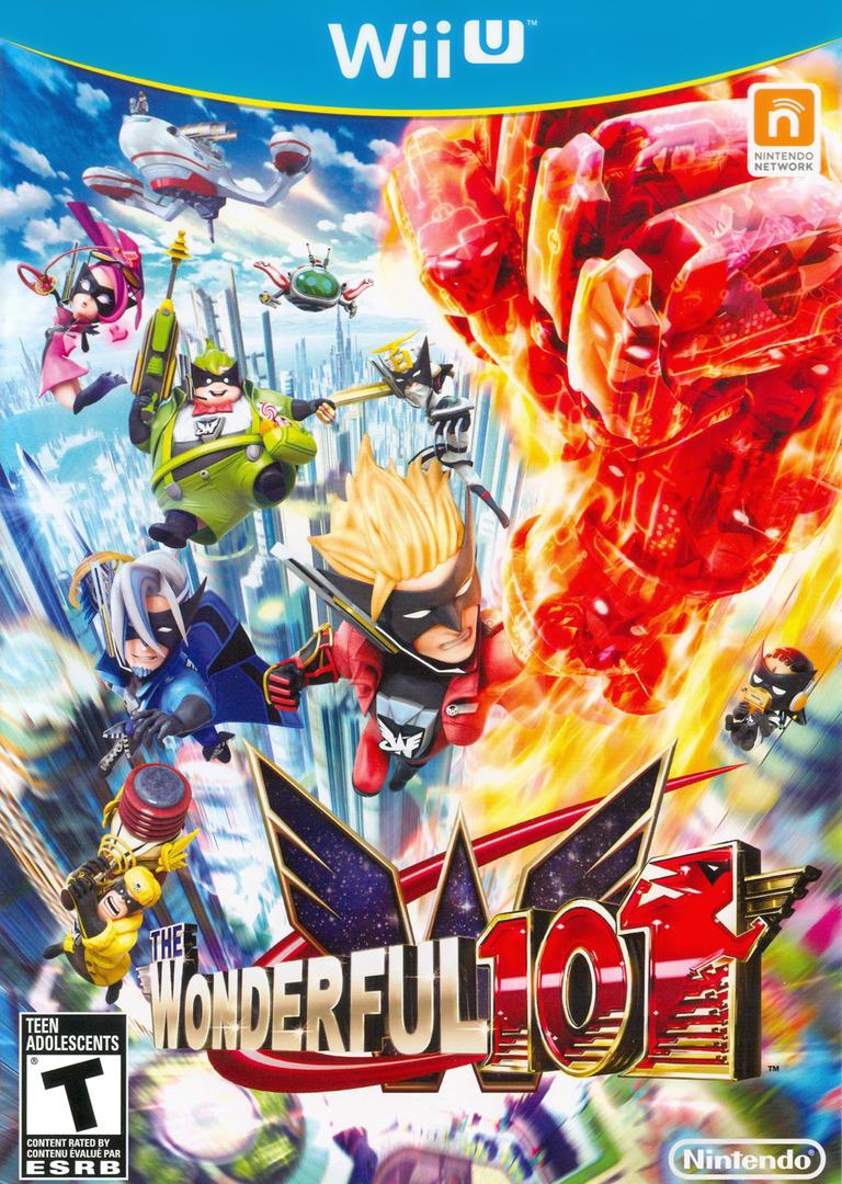 The Wonderful 101 WiiU coverHQ (ACME01)