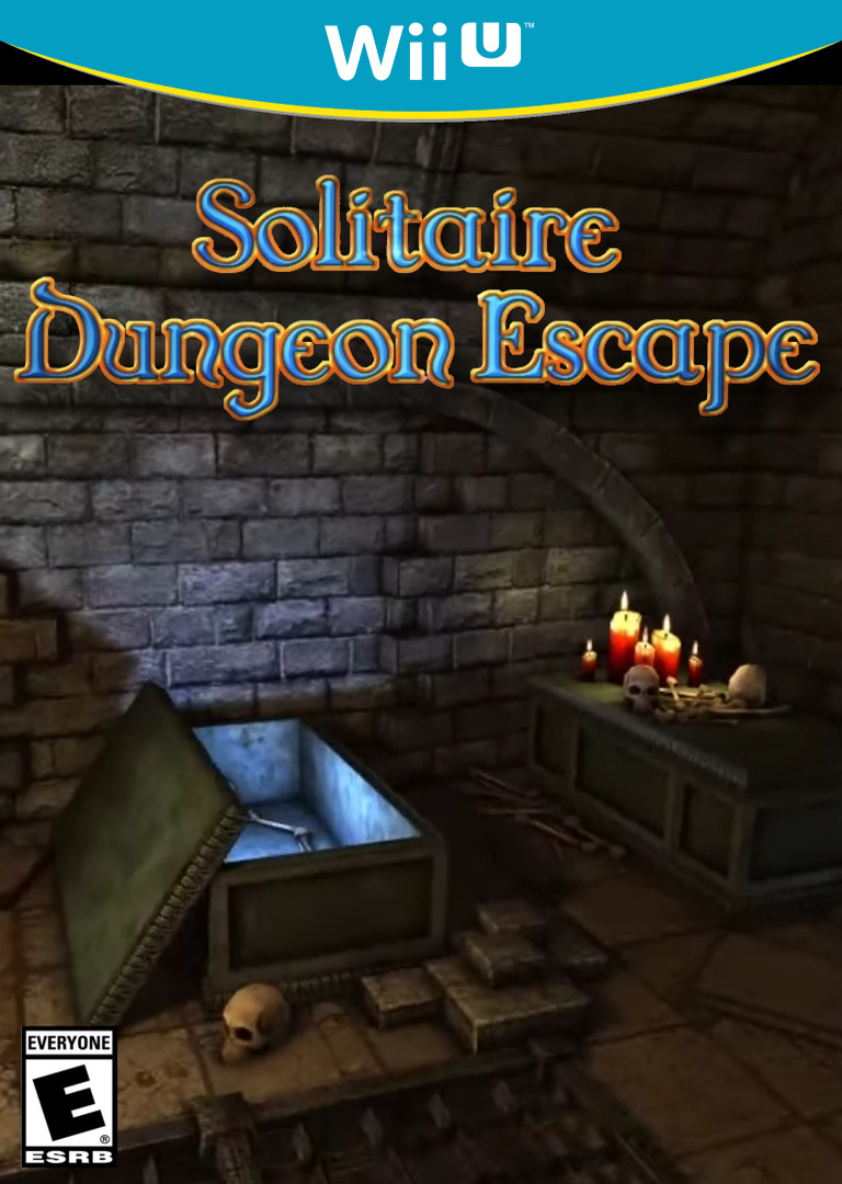 Solitaire Dungeon Escape WiiU coverHQ (AD7E)