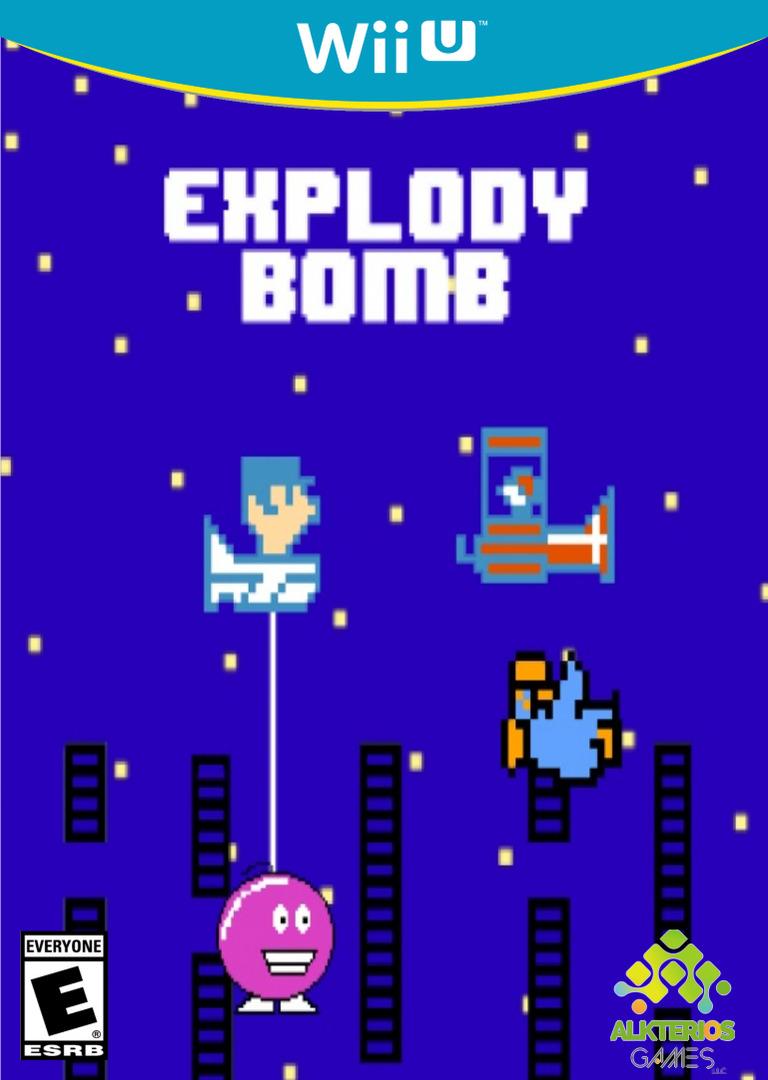 Explody Bomb WiiU coverHQ (AEXE)