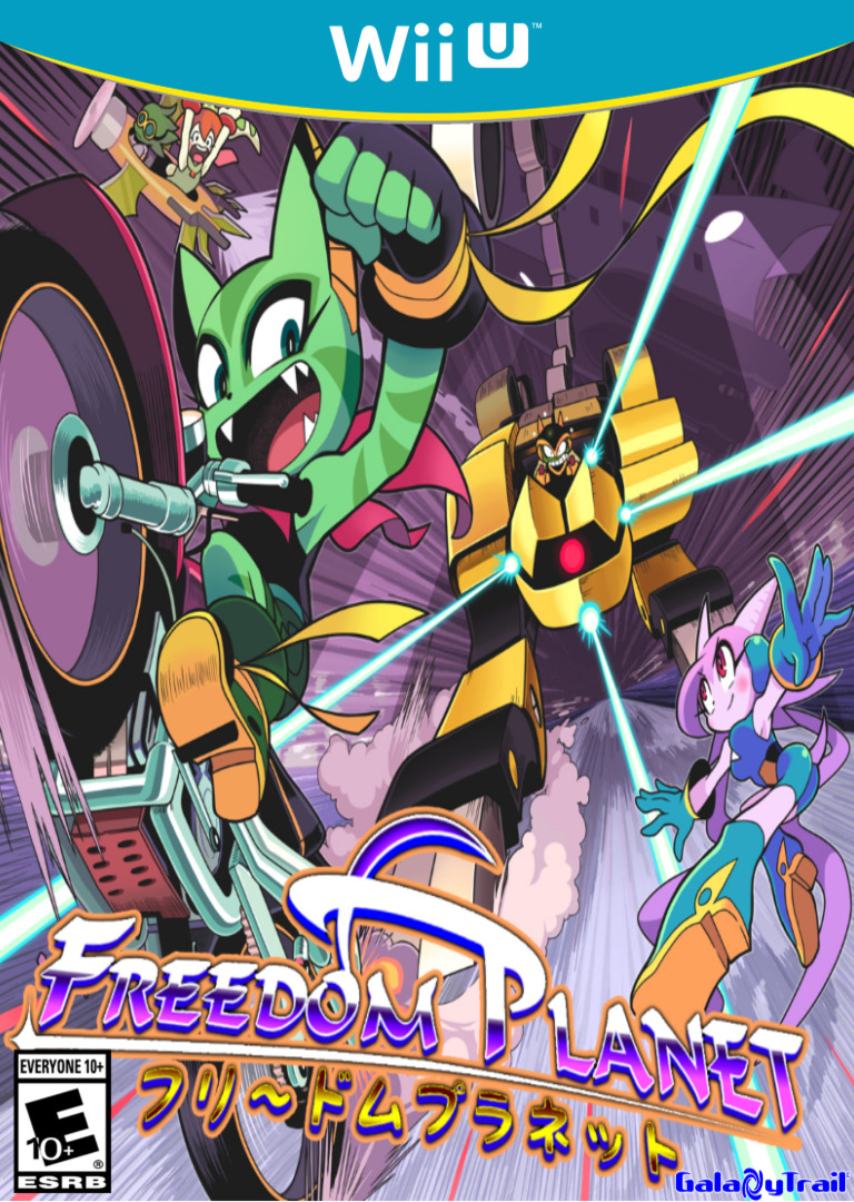 Freedom Planet WiiU coverHQ (AFEE)
