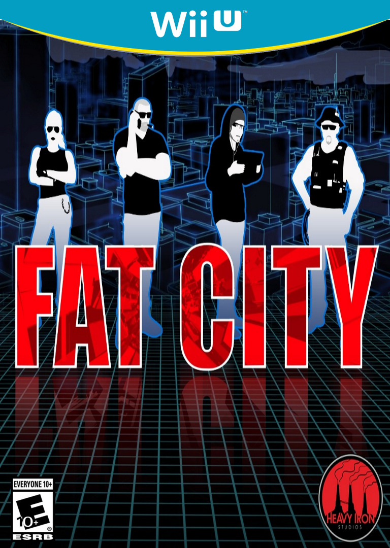 Fat City WiiU coverHQ (AFTE)