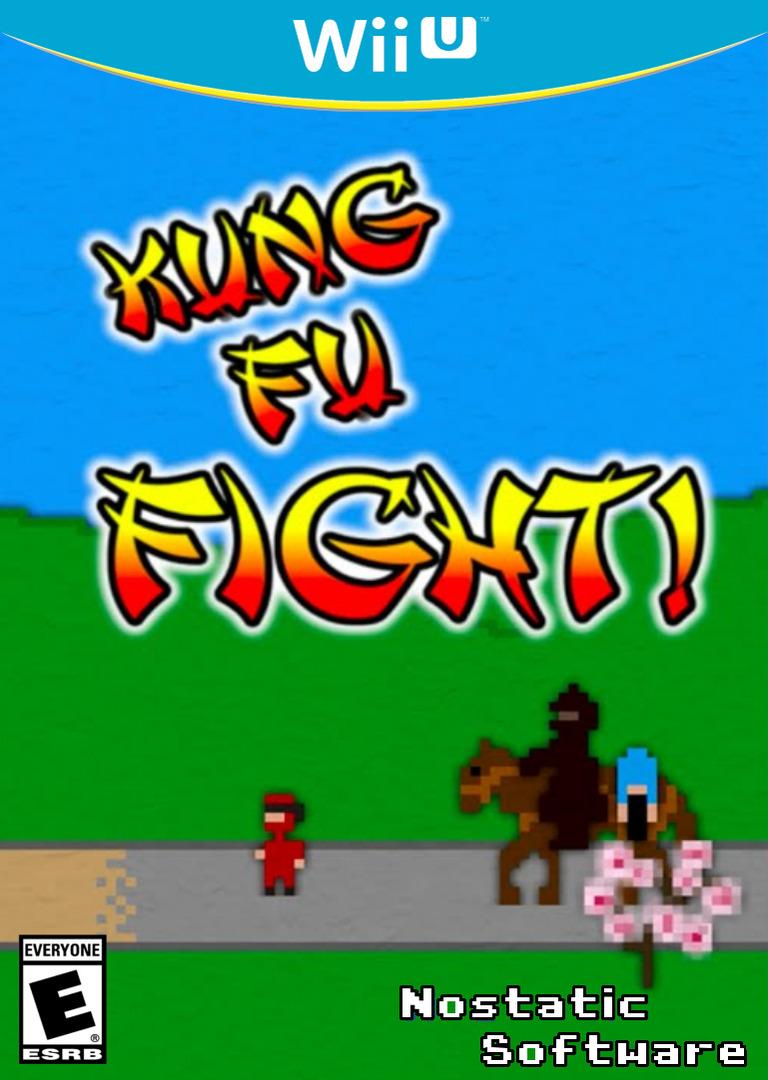 Kung Fu FIGHT! WiiU coverHQ (AK2E)