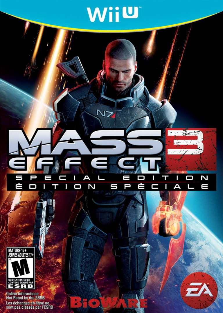Mass Effect 3: Special Edition WiiU coverHQ (AMEE69)