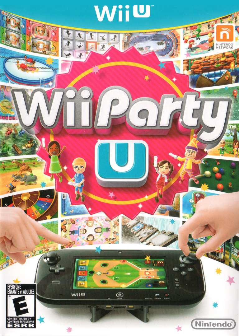 ANXE01 - Wii Party U