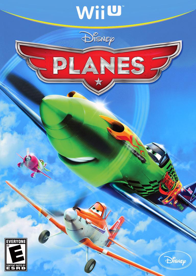 Disney Planes WiiU coverHQ (APAE4Q)