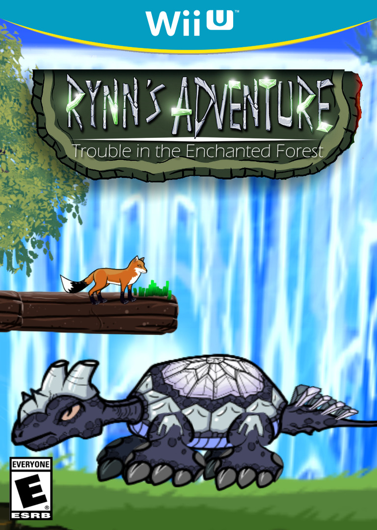 Rynn's Adventure: Trouble in the Enchanted Forest WiiU coverHQ (AR6E)