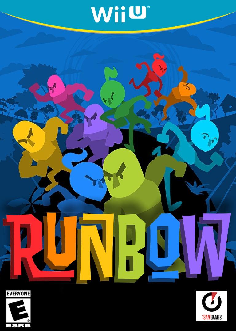 RUNBOW WiiU coverHQ (ARNE)