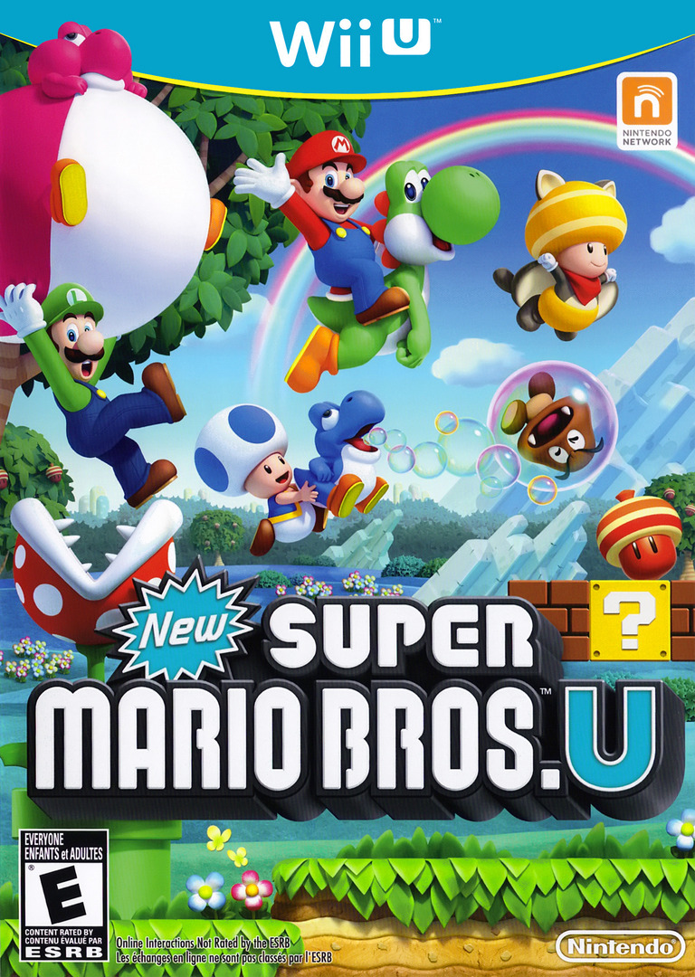 ARPE01 - New Super Mario Bros. U