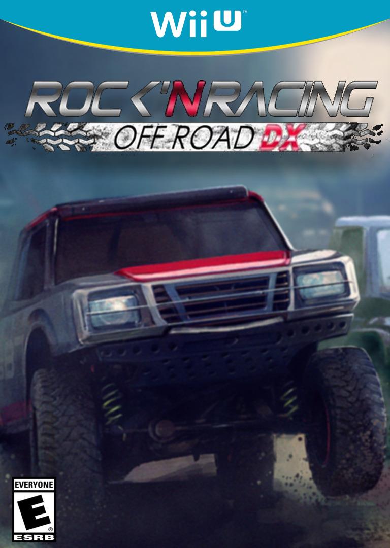 Rock 'N Racing Off Road DX WiiU coverHQ (ARXE)