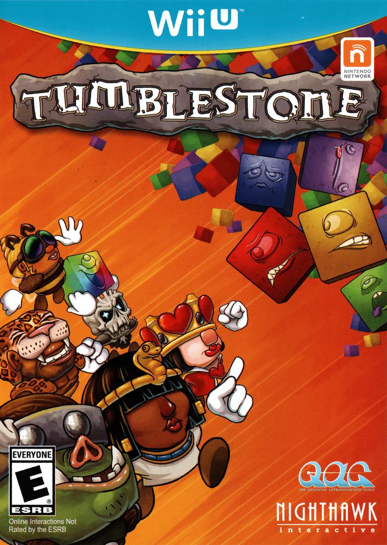 Tumblestone WiiU coverHQ (AT7E6D)