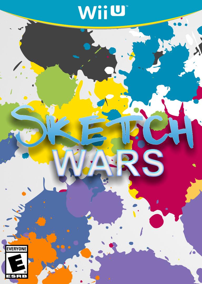 Sketch Wars WiiU coverHQ (AWRE)